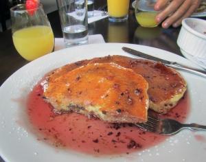 Mmm...pancakes.
